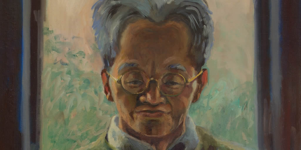 Photo: Michio Morishima Portrait