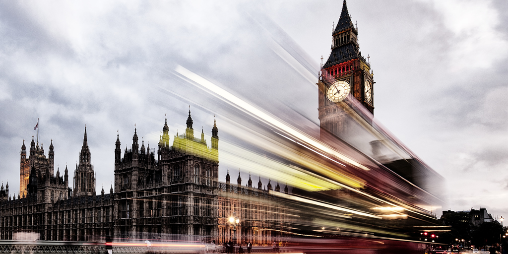 Photo: Big Ben and Houses of Parliament - Image from iStockphoto iStock_000021519725