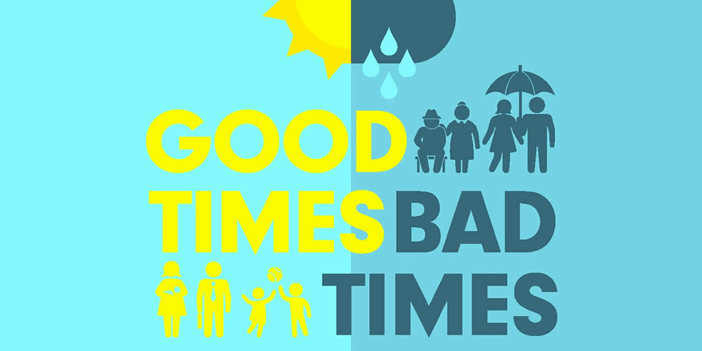 Good Times Bad Times cover
