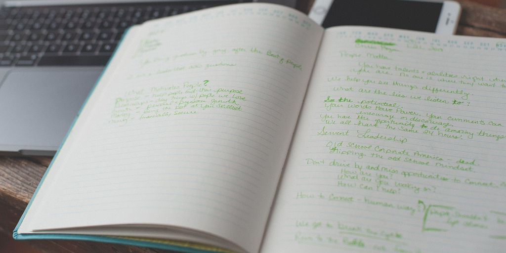 notebook, source: jessica-lewis-bhODg0B9iCs-unsplash