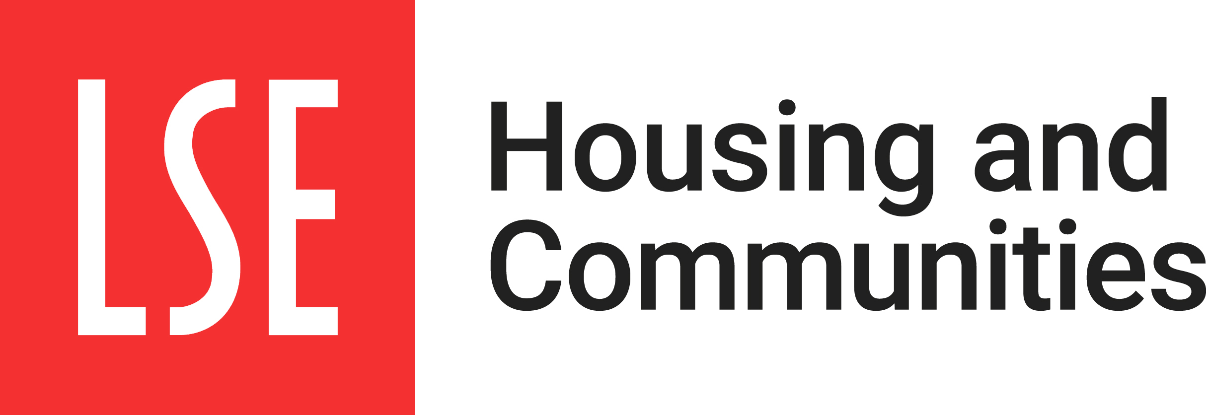 LSE Housing and Communities Logo