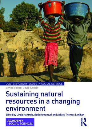Sustaining Natural Resources in a Changing Environment
